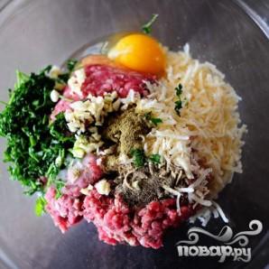 Итальянский суп с фрикадельками - фото шаг 1