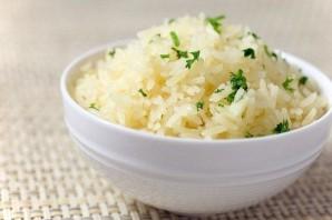 Рис на пару в мультиварке - фото шаг 5