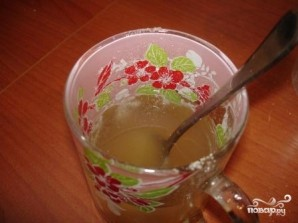 Желе из чая - фото шаг 1