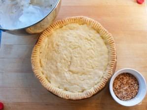 Пирог с кокосовой начинкой - фото шаг 8