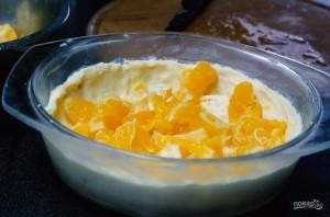 Апельсиново-шоколадный пирог - фото шаг 4