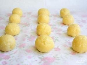 Творожно-шоколадное печенье - фото шаг 3