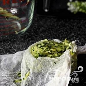Оладьи из цуккини с лимоном - фото шаг 2