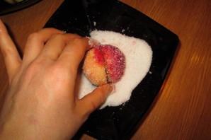 """Печенье """"Персики"""" - фото шаг 11"""