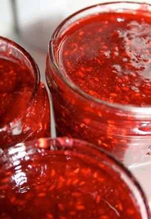 Малиновое варенье без воды - фото шаг 5