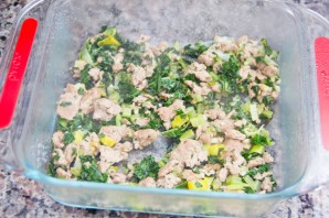Лазанья с курицей и овощами - фото шаг 11