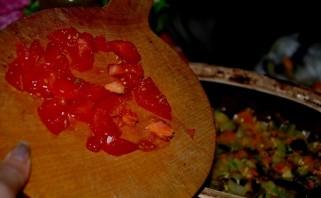 Жаркое в духовке в утятнице - фото шаг 4