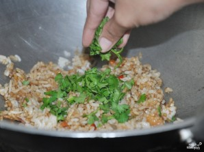 Рис с яйцом по-тайски - фото шаг 5