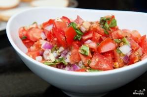 Брускетта с томатами - фото шаг 6