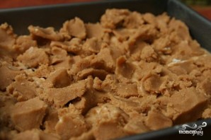 Яблочный пирог с орехами и изюмом - фото шаг 3