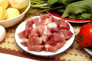 Щи из щавеля со свининой - фото шаг 1