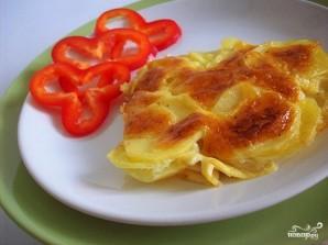 Картофель под сыром - фото шаг 9