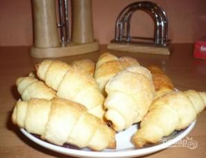 Тесто на рогалики - фото шаг 4