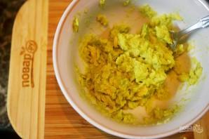 Запеченый картофель с соусом из авокадо - фото шаг 7