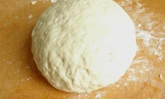 Быстрое тесто на пирожки жареные - фото шаг 5