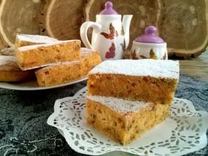 Пирог с тыквой простой - фото шаг 7