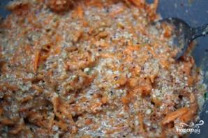 Тыквенно-ореховый пирог - фото шаг 4