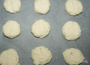 Ленивые сырники из творога - фото шаг 2