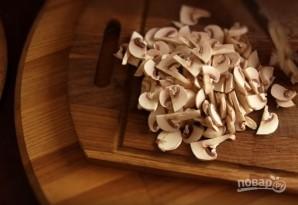 Тортилья картофельная с грибами - фото шаг 2