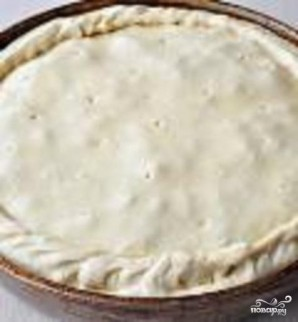Татарский пирог Губадия - фото шаг 4