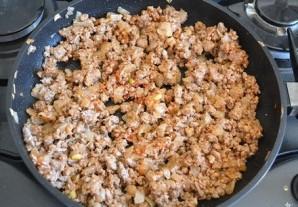 Мясной пирог из лаваша - фото шаг 4