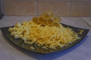 Каннеллони с сыром - фото шаг 1