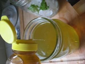 Зеленый чай с мятой - фото шаг 6