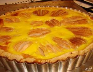 Пирог с грушами в духовке - фото шаг 5