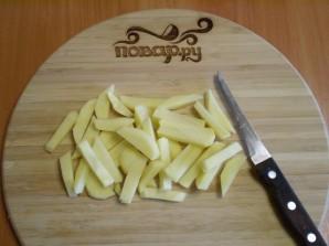 Рыбный суп из хека - фото шаг 4