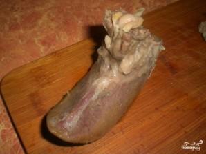 Салат пикантный с языком - фото шаг 2