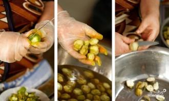 Варенье из грецких орехов - фото шаг 2