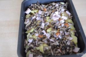 Картофельная запеканка (Гратен) - фото шаг 3