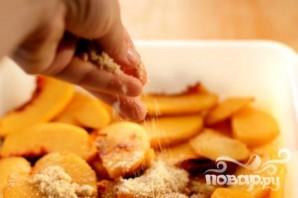 Запеченная овсянка с фруктами и орехами - фото шаг 1