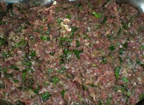 Хинкали с мясом - фото шаг 6