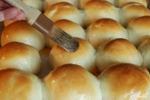 Булочки с сыром чеддер - фото шаг 21