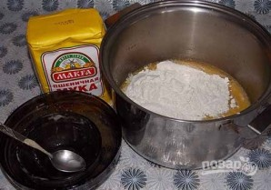 Пирожки с луком и яйцом на дрожжевом тесте - фото шаг 3