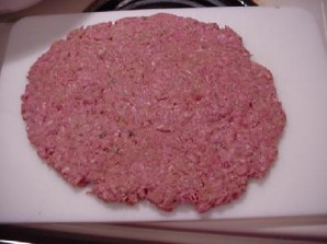 Гигантский швейцарский бургер с грибами - фото шаг 7