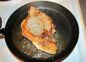 Мясо по-французски на сковороде - фото шаг 2