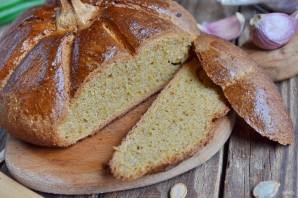 Тыквенный хлеб с гречневой мукой - фото шаг 10