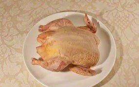 Курица в рукаве - фото шаг 3