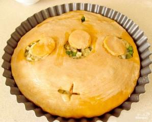 Постный картофельный пирог - фото шаг 3