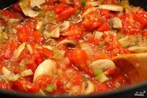 Томатно-мясной соус - фото шаг 5
