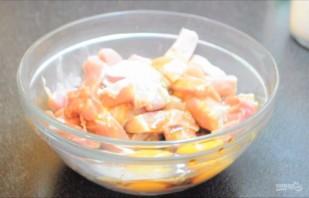Свинина по-китайски с ананасами (Го Бао Жоу) - фото шаг 1