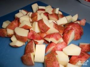 Картошка с хрустящей корочкой - фото шаг 2