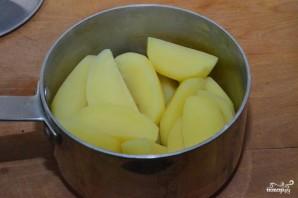 Классическое картофельное пюре - фото шаг 2