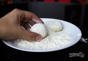 Пышные сырники в духовке - фото шаг 2