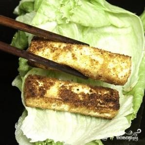 Тофу в кляре - фото шаг 5