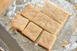 Домашнее песочное печенье - фото шаг 3