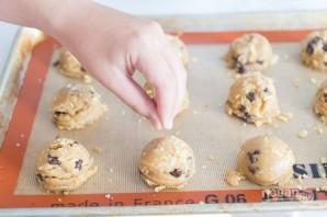 Печенье с картофельными чипсами - фото шаг 7