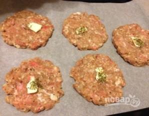 Быстрый гамбургер - фото шаг 4